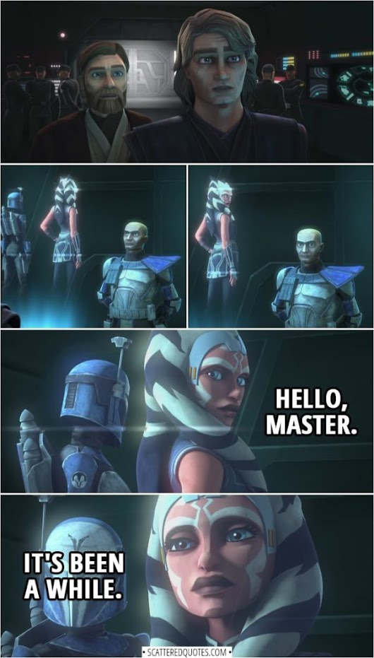 Star Wars: The Clone Wars Quotes | Scattered Quotes