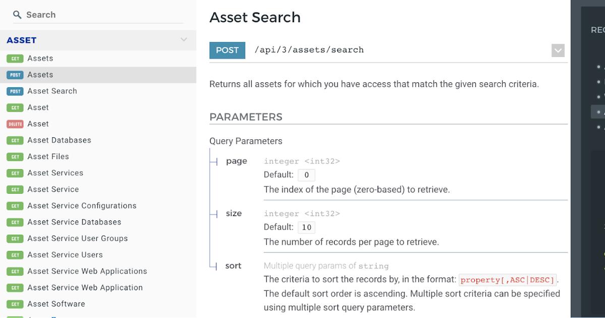 Your Guide to InsightVM's RESTful API - CASHMANDU