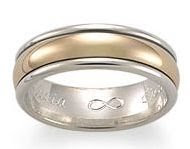 Wed ring