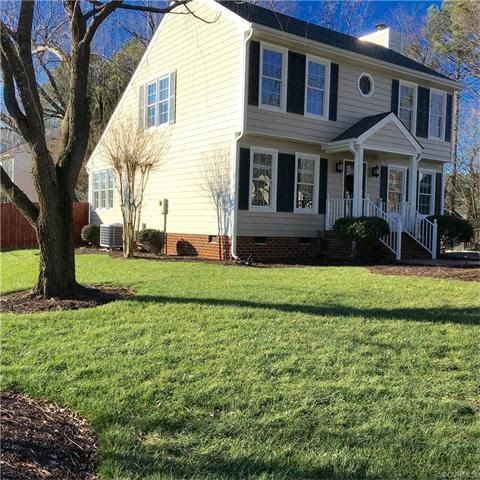 Home For Sale  5000 Merlin Ln Glen Allen, VA 23060