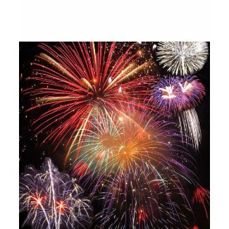 Fireworks Finale shirt