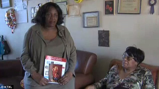 'Trying to save his sister from this child molester, and that's why he was beat the worst,' said Dante's grandmother, Monique Brown, to KFVS 12