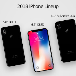 Apple's 2018 Phone Lineup May Include 'Budget iPhone X', According To Analyst - DesignTAXI.com