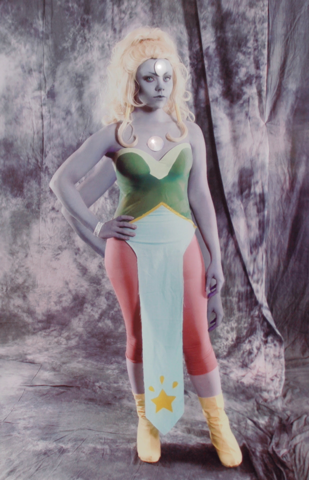 My Opal cosplay from Animenext!