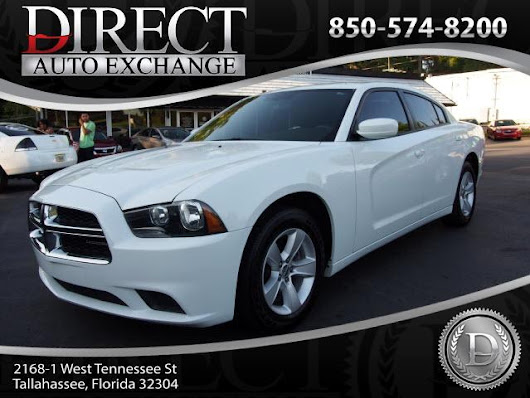 Used 2011 Dodge Charger for Sale in Tallahassee FL 32304 Direct Auto Exchange