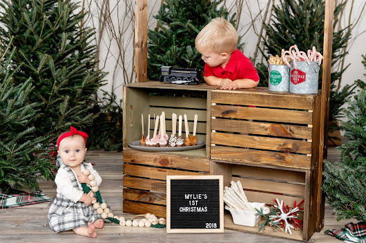 Orlando Christmas Minis with A Girl and Her Glitter - Orlando Wedding Photographers : Kristen Weaver Photography