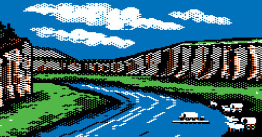 I Designed The Oregon Trail, You Have Died of Dysentery