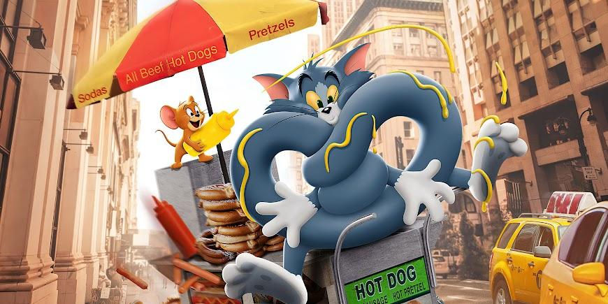 Tom & Jerry (2021) Stream