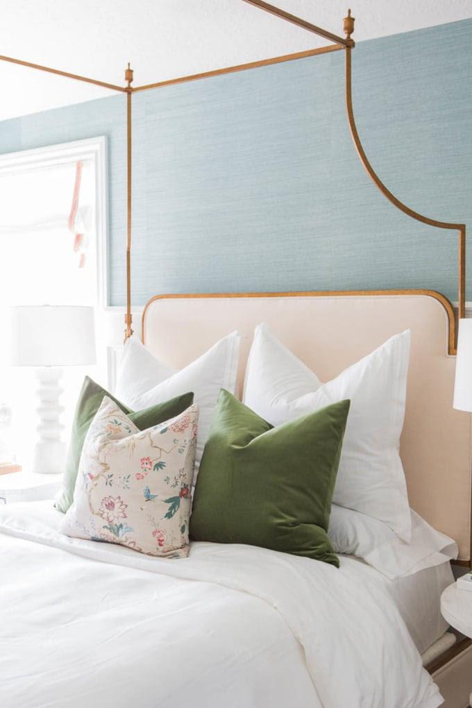 Beautiful Bedroom Wallpaper Ideas  The Inspired Room