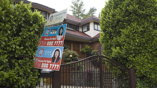 Chinese real estate investors are reshaping the market
