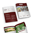 Graphic Design: Sales Brochure for State Construction | Visual Lure