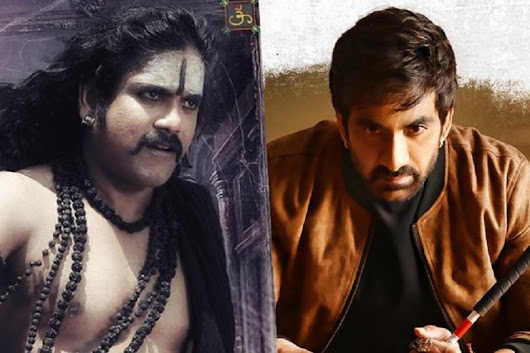 Ravi Teja Box Office Fight With Nagarjuna