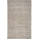Rizzy Home Brindleton BR360A Brown / Ivory Area Rug 3 Feet x 5 Feet