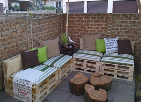 10 DIY Outdoor Furniture made of Pallet | EASY DIY and CRAFTS