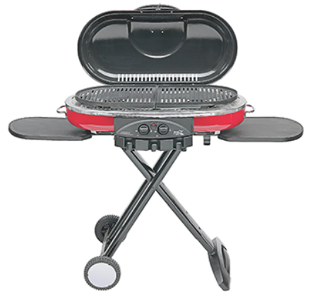 Just Free Stuff Coleman Grill Giveaway (Ends 5/31) - Mom and More