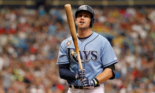 Longoria Adamant About Playing Tonight After Suffering Wrist Injury Monday