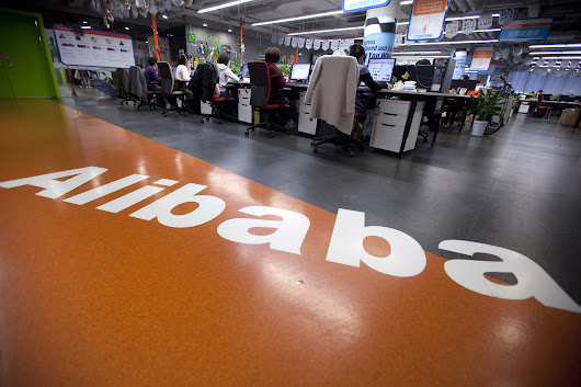 Bigger than Facebook? Chinese tech giant Alibaba plans U.S. IPO