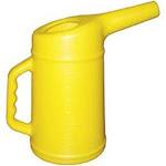 Plews & Lubrimatic 75-454 4qt Plastic Measure
