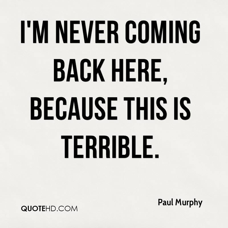 Paul Murphy Quotes Quotehd