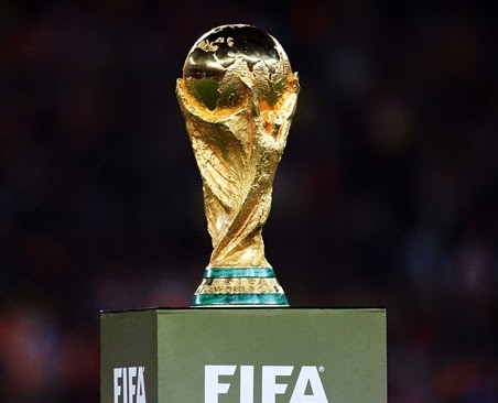 FIFA World Cup Trophy Set to Arrive Nigeria