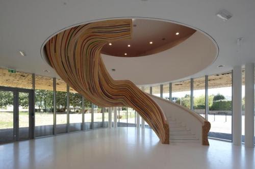 Diseño de escaleras #36