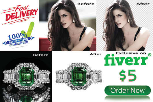 kaysarfaruk : I will do background remove and edit any photo for $5 on www.fiverr.com