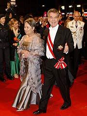 Rückblick auf 2008: Bundespräsident Heinz Fischer mit Gattin Margit (Foto: APA)