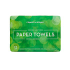Prince & Spring 12-Ct. Ultra Paper Towels Pack One-Size