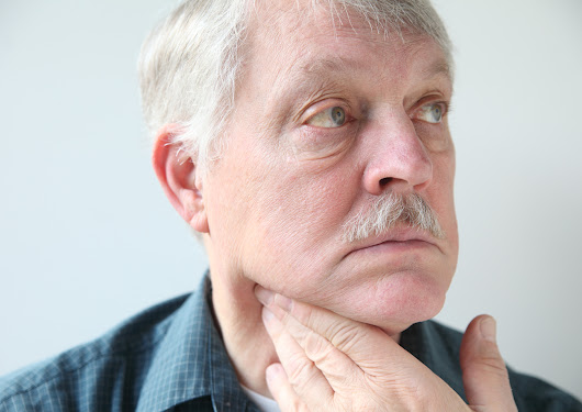 Bumps Under The Jaw Bone - What Causes Them? - MedCenter TMJ