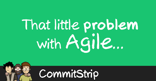 That little problem with Agile…