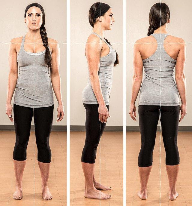 How to Get Proper Body Posture with One Simple Exercise