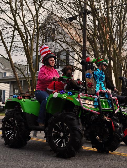 Smithfield Christmas Parade (15)