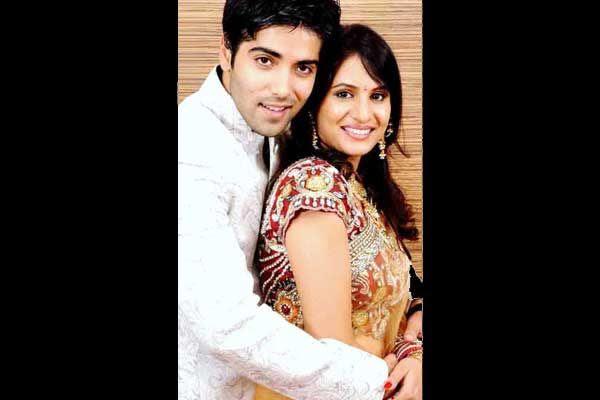 Kinshuk Mahajan weds Divya Gupta