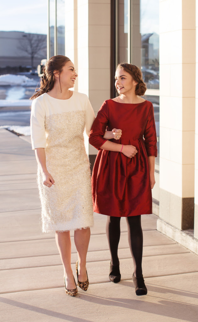 """winter wonderland"" modest winter party dresses  modest"