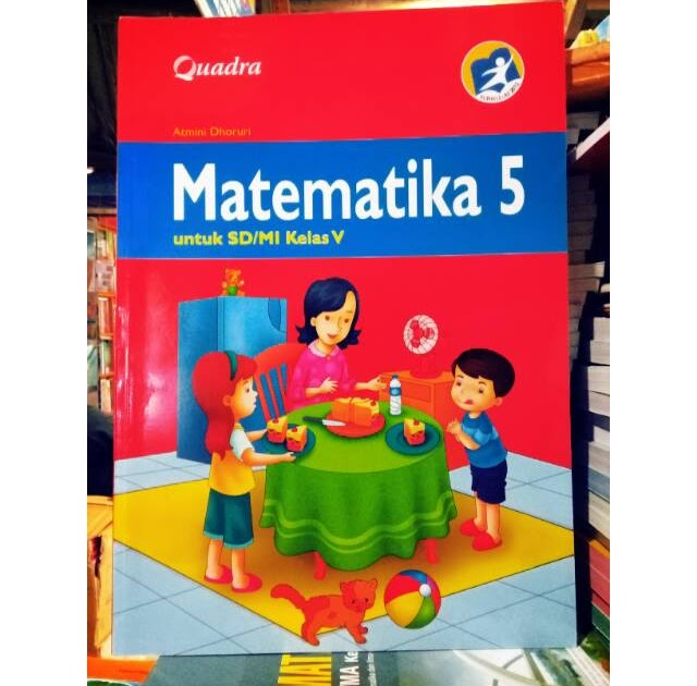 Kunci Jawaban Buku Quadra Matematika Kelas 5 Halaman 8