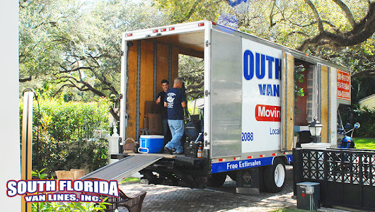 Miami Moving Company | South Florida Van Lines | Relocation Services