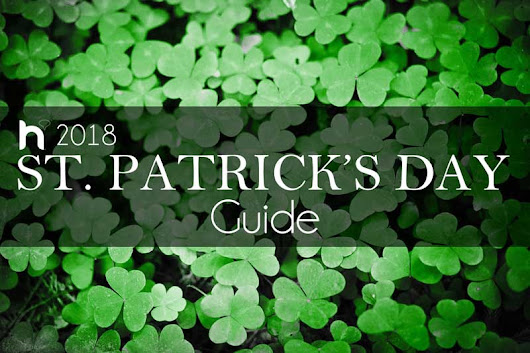 2018 Montco Happening St. Patrick's Day Guide