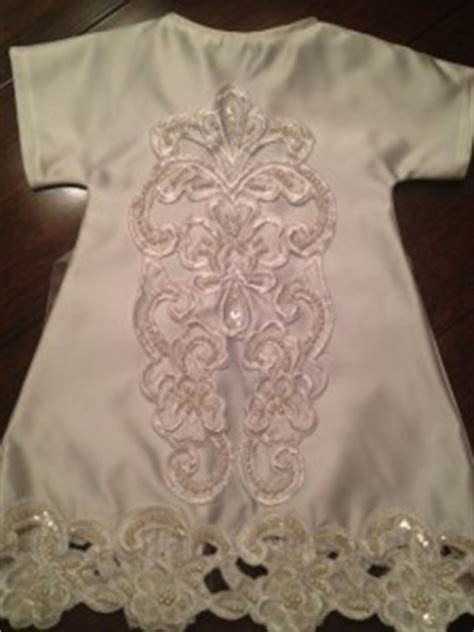 Bridal Gowns Transformed Into Angel Gowns for Stillborn