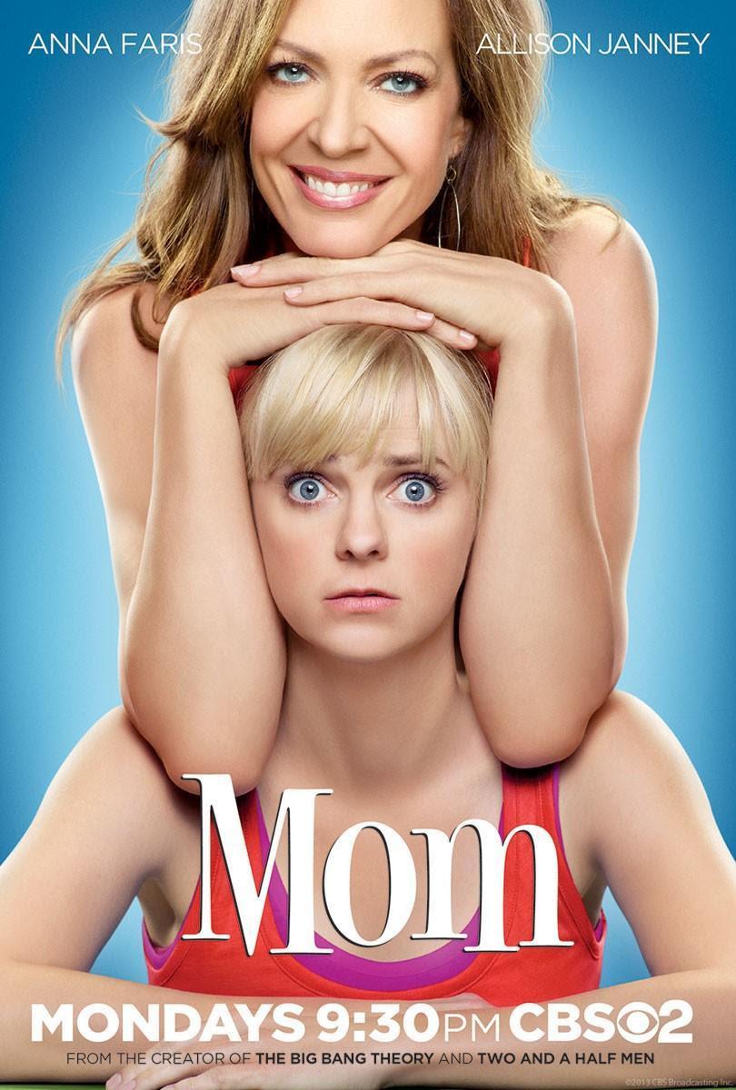 Resultado de imagem para Mom serie posters
