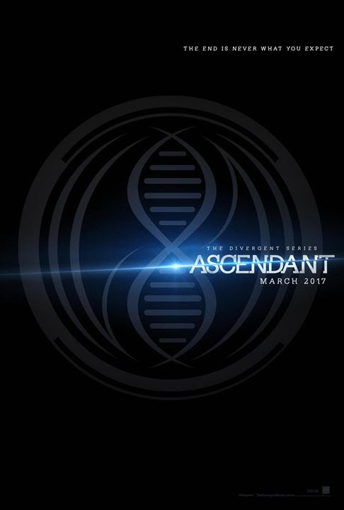 La serie Divergente: Ascendente : Cartel