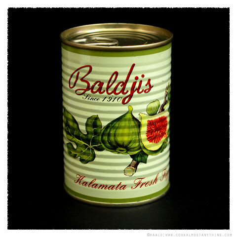 Baldjis Whole Figs in Syrup© by Haalo