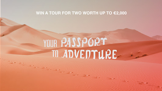 Your Passport to Adventure!