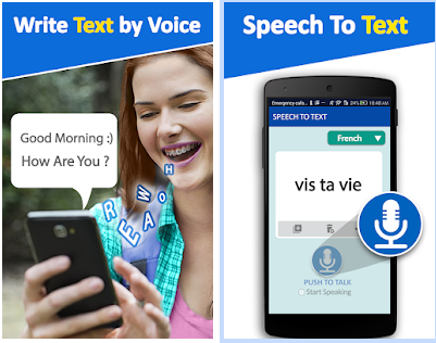 Speech to text converter-voice typing app-Android Apps – Akky4u