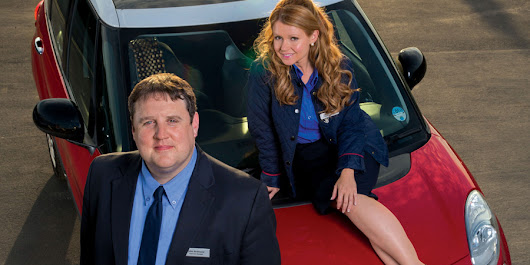 Car Share coming to cinemas for Comic Relief