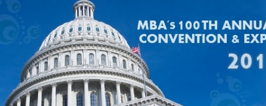 MBA's 100th Annual Convention & Expo 2013