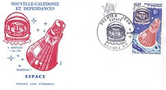 ALAN SHEPARD - FREEDOM 7 / FDC 20 ANS