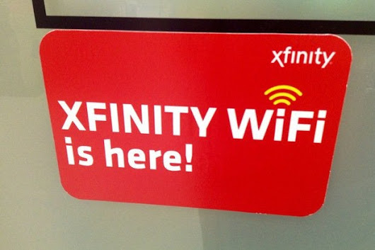 Comcast sued for launching Wi-Fi hotspots from customers' routers