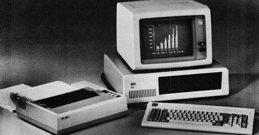 10 vintage computer reviews from the dawn of technology