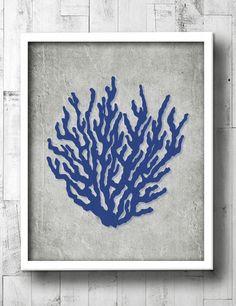 Blue Bathroom Decor on Pinterest