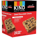 KIND Healthy Grains Bars, Dark Chocolate Chunk (24 ct.)